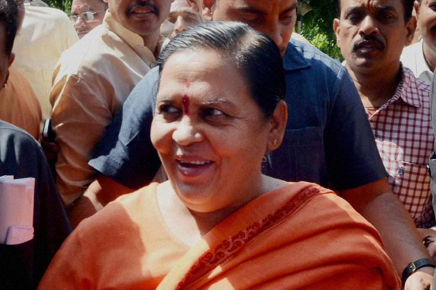 Yogi Adityanath Most Suitable Person for UP Chief Minister's Job: Uma Bharti