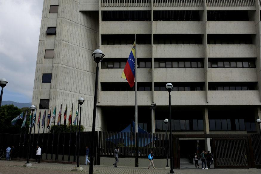 Venezuela Supreme Court grants itself legislative powers