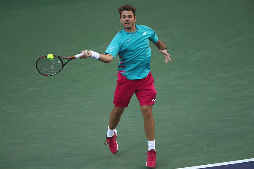 Stan Wawrinka Cruises Into Indian Wells Fourth Round