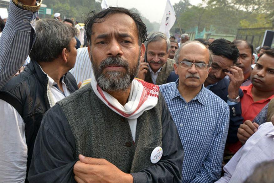 Delhi Poll Panel Opposes Swaraj India's Symbol Plea