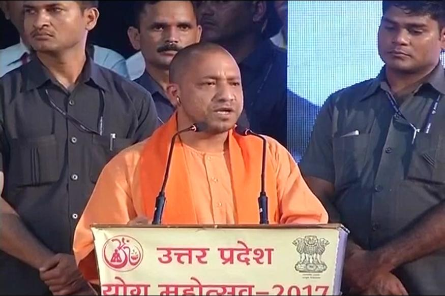 Adityanath serves legal notice to NC leader for 'spreading hatred' against BJP