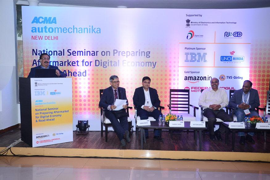 ACMA Automechanika New Delhi Continues to Break Records