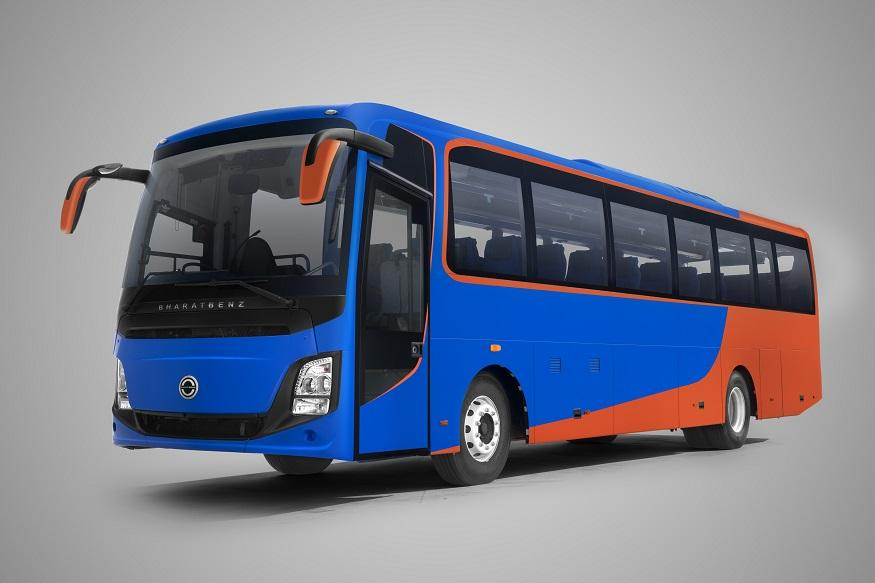 BharatBenz Launches 16-Tonne Intercity Coach