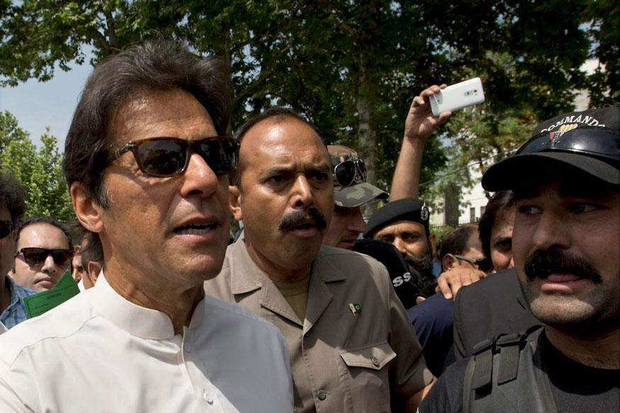 Imran Khan to Hold Protest Rally to Demand Nawaz Sharif's Resignation