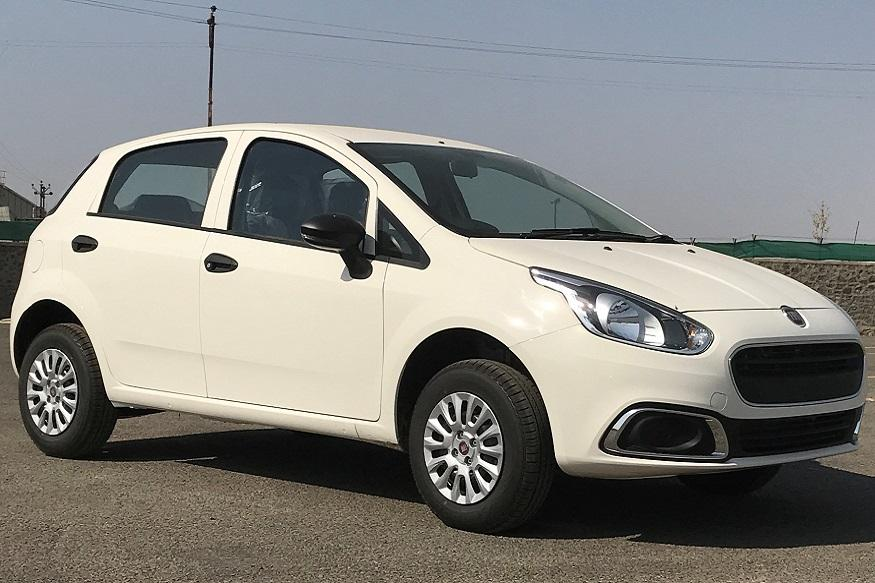 Fiat Punto EVO Pure launched at Rs. 4.92 lakh