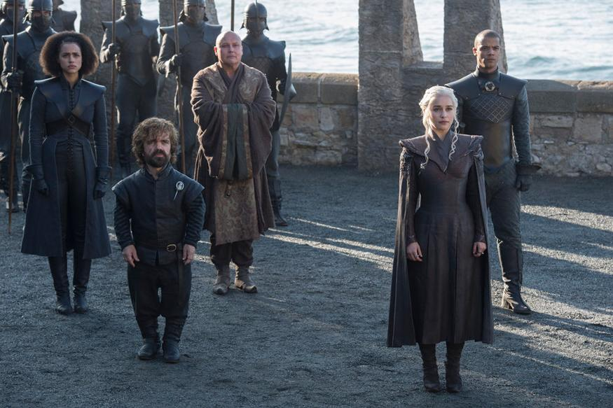 Game of Thrones Season 7 Photos Will Get Your Curiosity Piqued