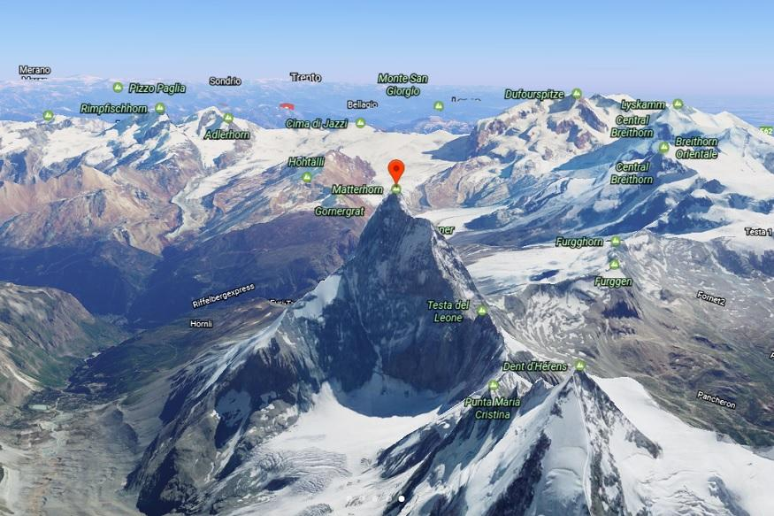 Re-Imagined Google Earth Will Act as Your World-Tour Guide With AI, Story Telling