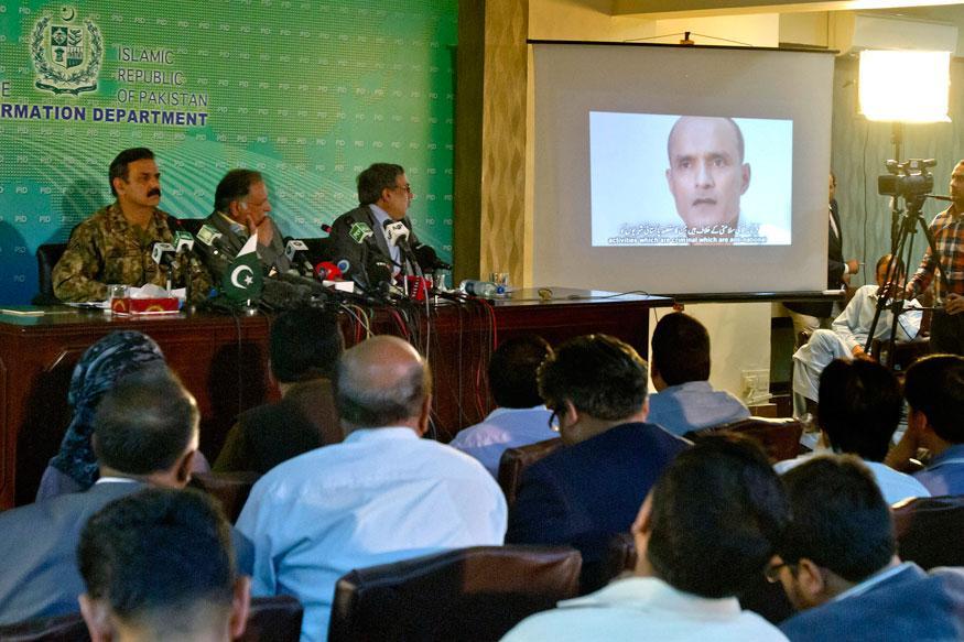 Consular Access to Jadhav to be Decided on Merit Basis: Pakistan