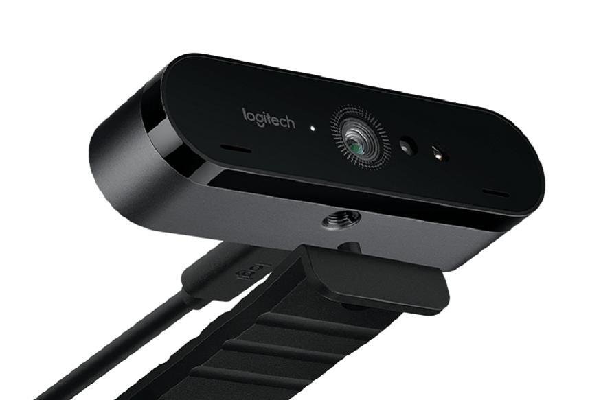 Logitech Unveiled BRIO, 4K Webcam at Rs 24,995