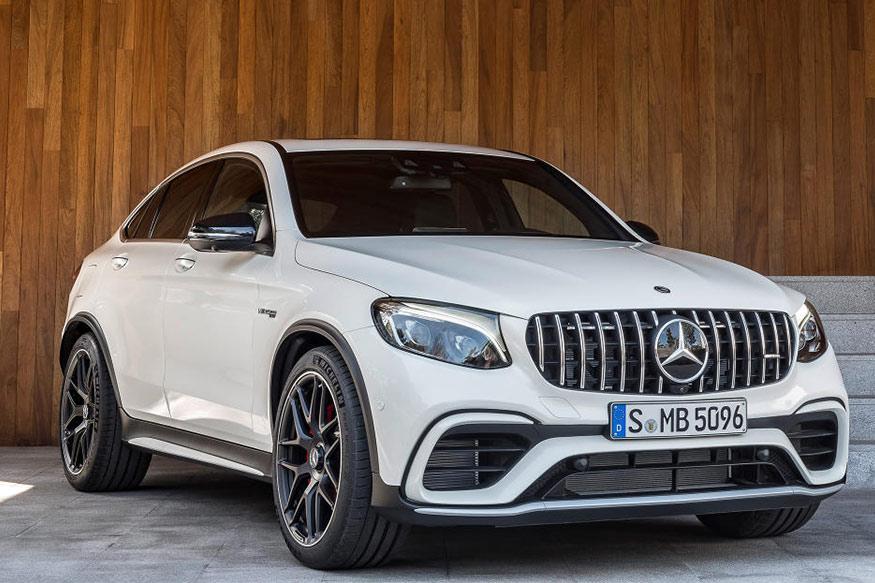 Mercedes Amg Glc 63 S 4matic Glc 63 S 4matic Coupe