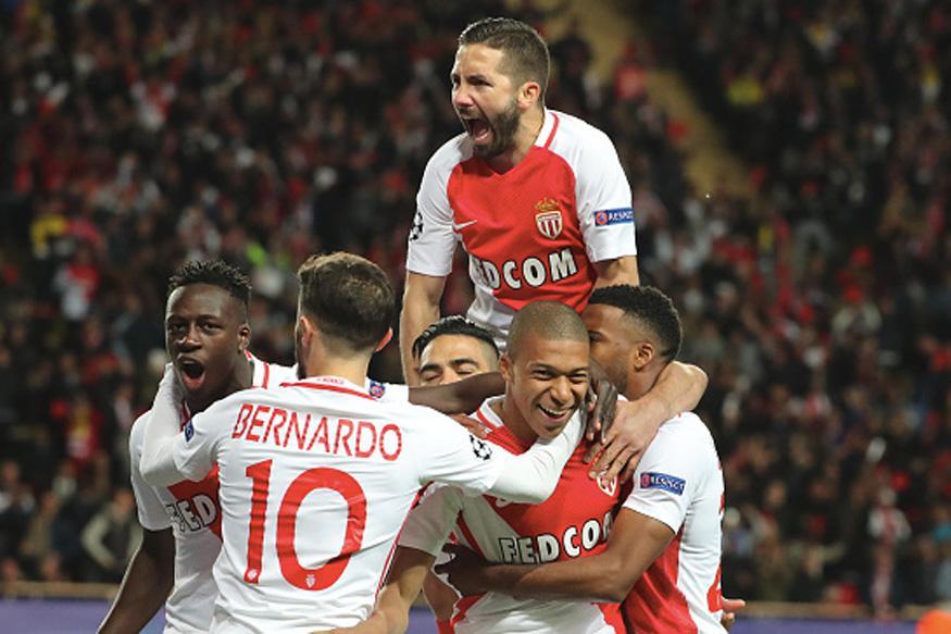 Champions League: Kylian Mbappe Guides Monaco Into Semis
