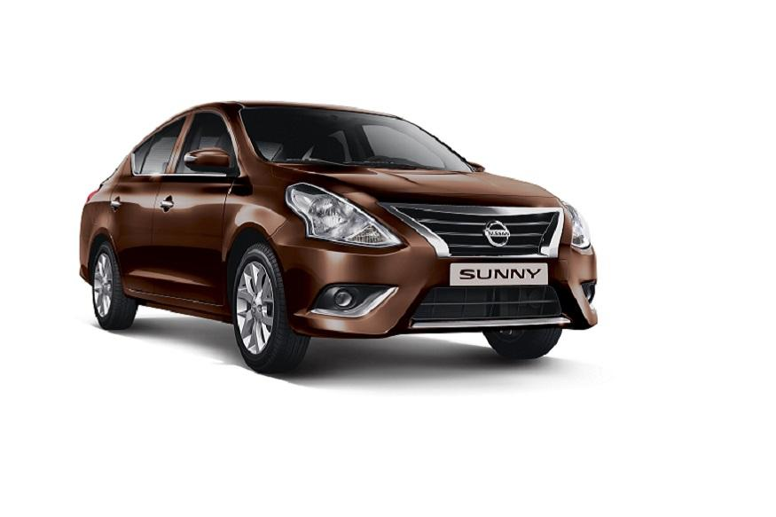 Nissan Sunny Now Cheaper, Starting At Rs 6.99 Lakh