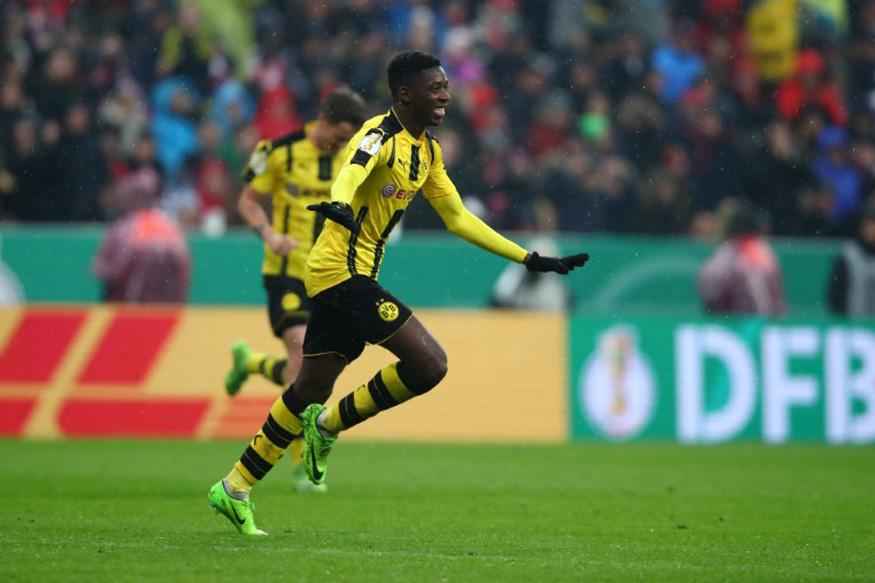 Dortmund send Bayern crashing in German Cup semi-final