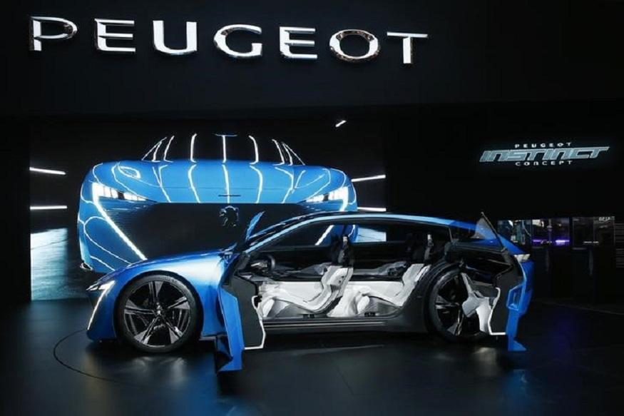 Peugeot SUV's To Reverse Sales Slump In China