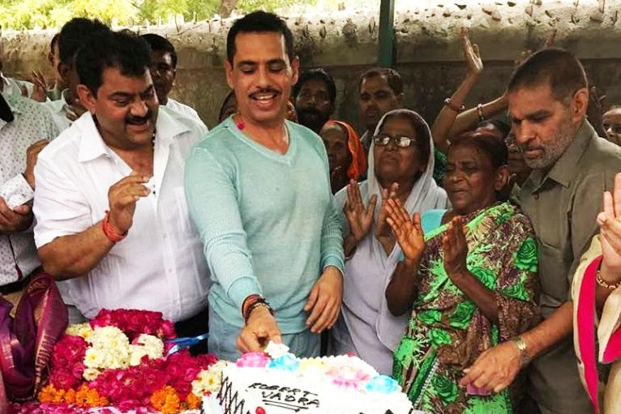 Not Difficult to Enter Politics, But I Want to Earn My Place: Robert Vadra