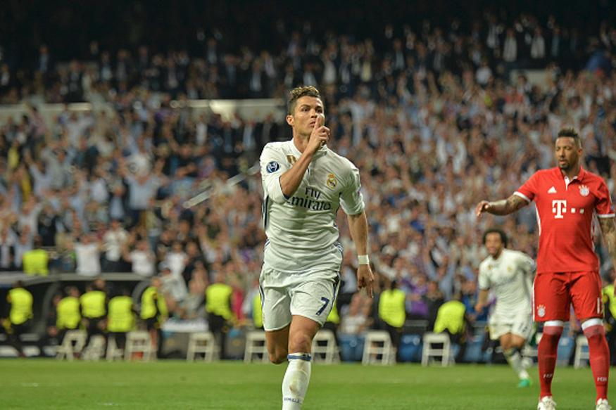 Cristiano Ronaldo Asks Real Madrid Fans To Stop Booing After Another Rescue Act