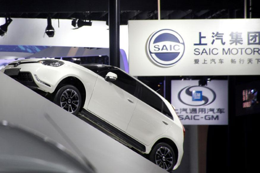 Chinese Automakers SAIC, Geely Turn up Heat on Global Rivals