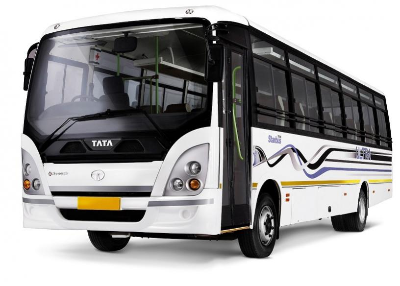 Tata Motors Launches AMT Buses, Starting At Rs 21 Lakhs