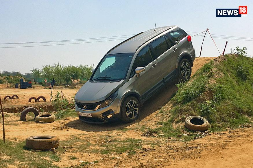 Tata Hexa Automatic Off-Road Review: Can it Handle the Heat?