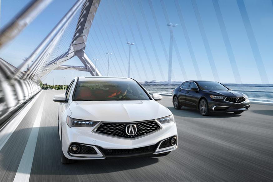 2018 Acura TLX Makes Debut, Honda Keeping it Sharp  News18