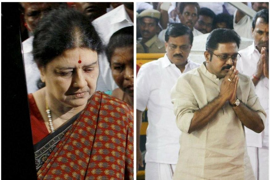 With Sasikala, Dinakaran's 'Ouster', EPS and OPS Camps Could Merge Into One