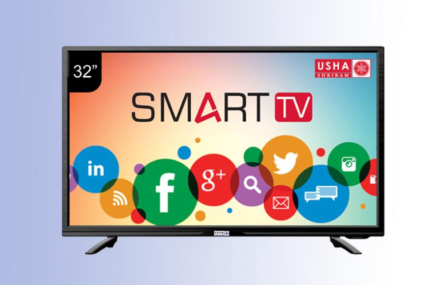 Usha Shriram Launches Smart HD & Full HD LED Televisions Starting at Rs 17,990
