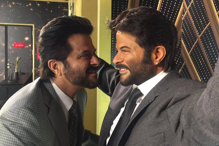 Anil Kapoor Unveils His Wax Statue in Singapore but It Doesn't Look As Young As Him
