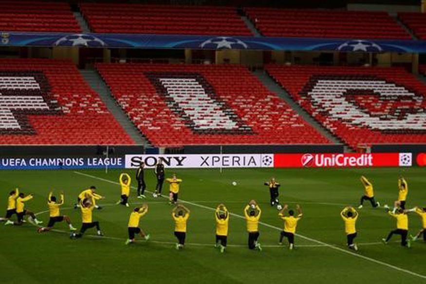Champions League: Borussia Dortmund and Monaco Prepare for Quarter-final Goalfest