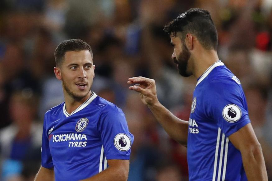Hazard admits Chelsea striker may need summer transfer