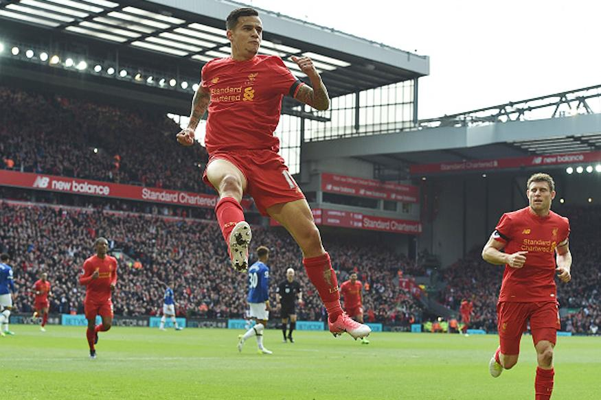 EPL: Liverpool win Merseyside derby against Everton