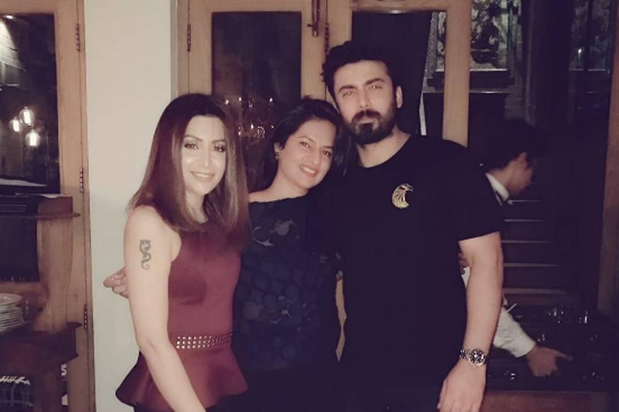 Fawad Khan's Photos From His Wife Sadaf's Birthday Party Will Make Your Day