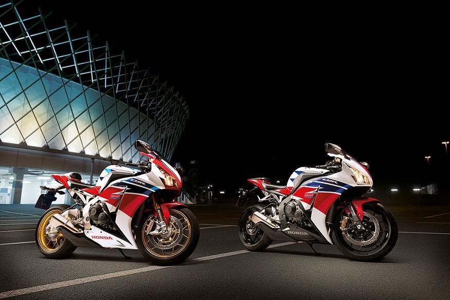 Honda CBR 1000RR Fireblade, Bookings Open At Rs. 17.61 Lakh.