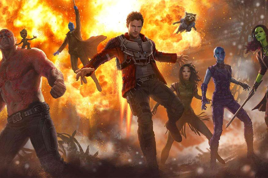 The New Teaser of the Guardians of the Galaxy Vol 2 Features Bappi Lahiri's Jhoom Jhoom Baba
