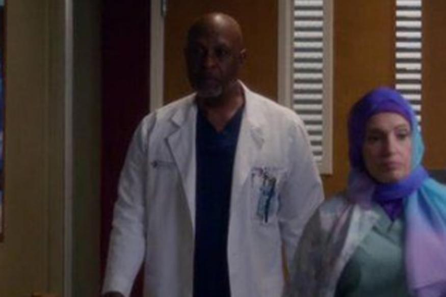 Greys Anatomy Goes Political Two Actors Sporting Hijab Feature In