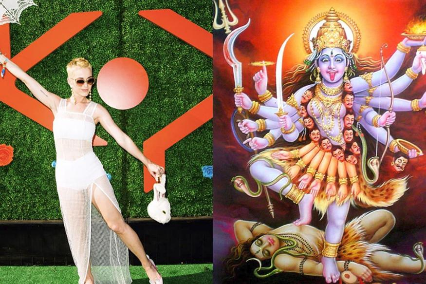 Katy Perry Posts An Image of Goddess Kali, Gets Slammed By Indian Fans