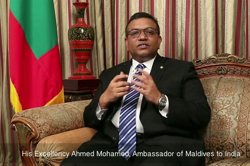 There's a Steady Increase From Indian Market: His Excellency Ahmed Mohamed on Tourism in Maldives