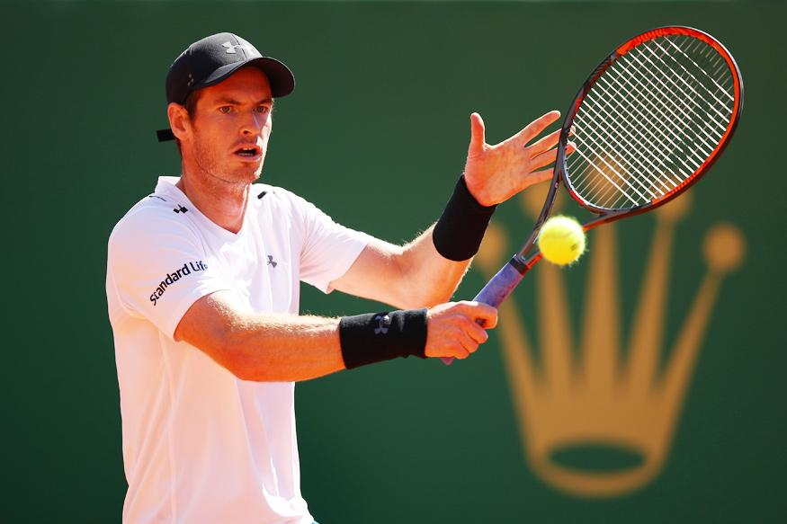 Andy Murray Denies Top Ranking Pressure After Monte Carlo Exit