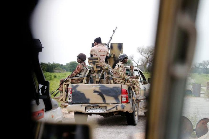 Boko Haram Raid Killed Nine Nigerian Soldiers