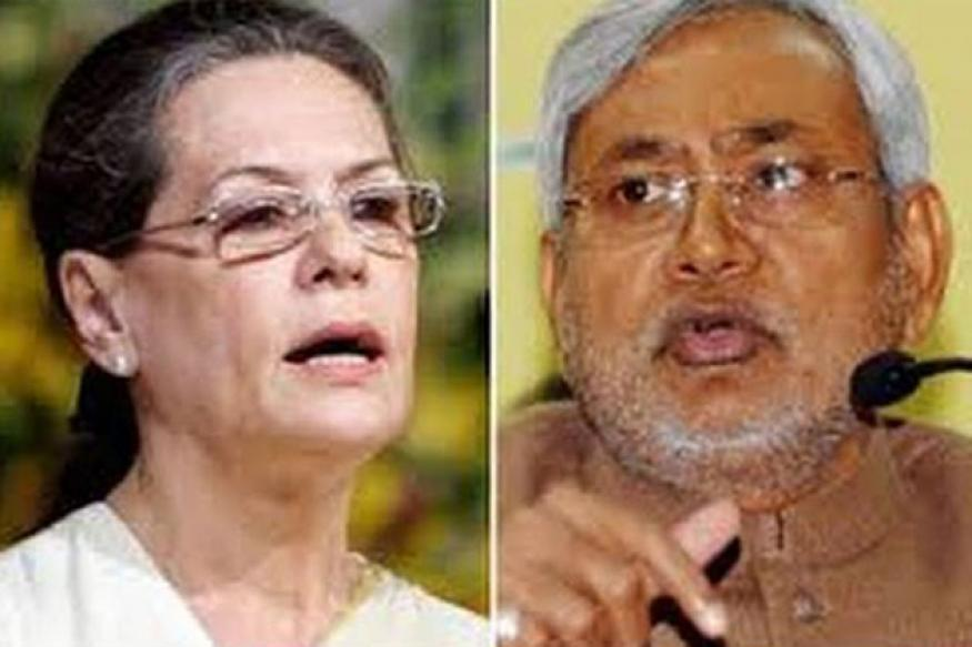 Nitish, Sonia plotting to counter BJP?