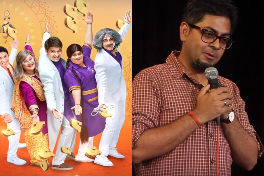 This video of Kapil Sharma thanking Sunil Grover is going viral