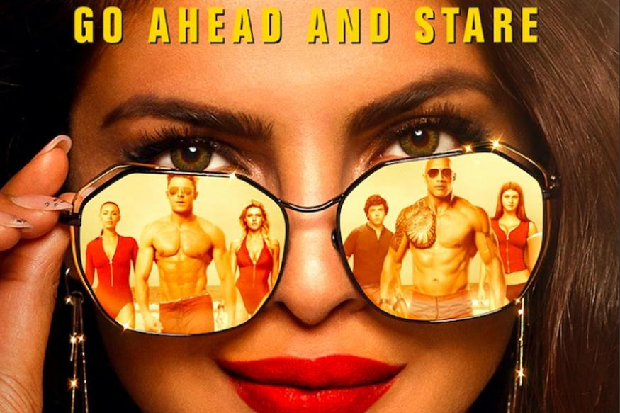 Priyanka's New Baywatch Poster Out And You Can't Keep Your Eyes Off Her