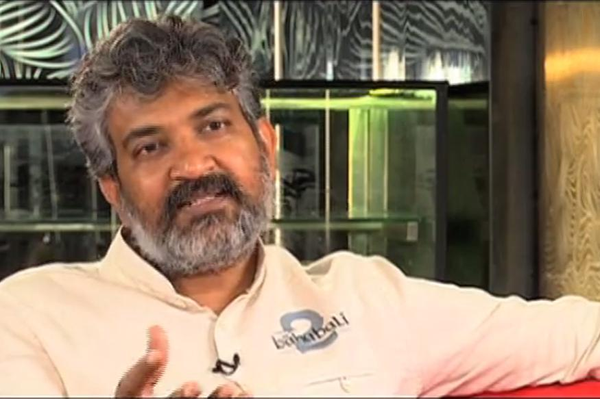 Sathyaraj's Comments Have No Relation With Baahubali: SS Rajamouli