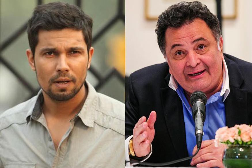 Rishi Kapoor, Randeep Hooda Slam Pakistan Over Death Sentence to Kulbhushan Jadhav