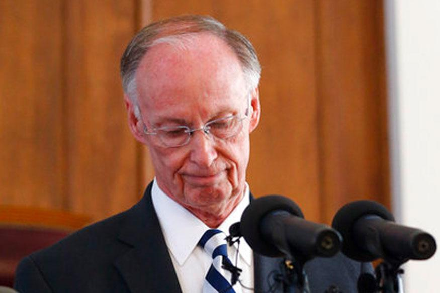 Alabama Gov. Bentley resigns after pleading guilty to campaign finance violations