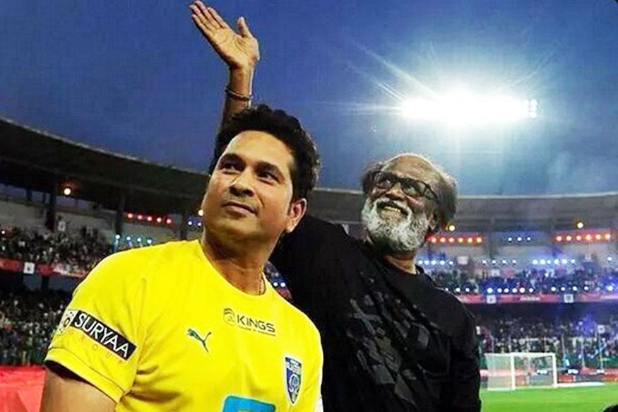Rajinikanth Wishes Sachin Tendulkar for His Upcoming Biopic