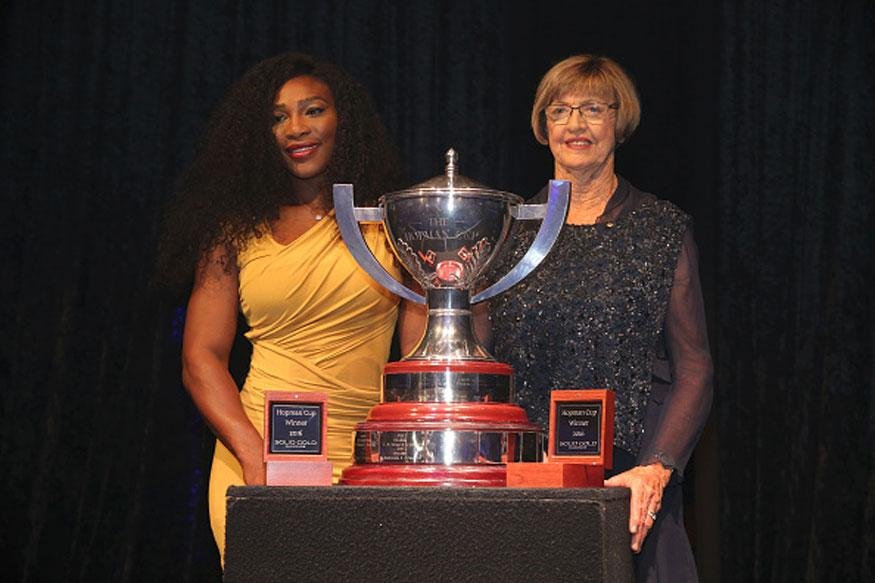 Serena Williams Can Break My Record Post Pregnancy, Says Margaret Court