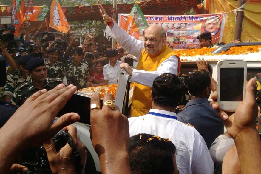 BJP sweeps Delhi civic elections; jolt to AAP