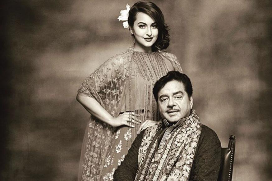 Shatrughan Sinha Praises Daughter Sonakshi, Kanan Gill and Purab Kohli For Noor
