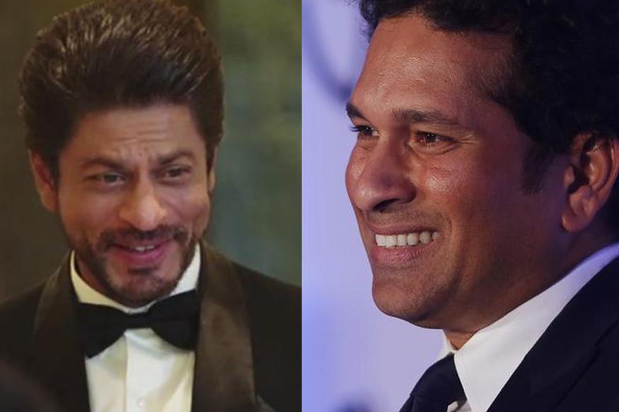 When Shah Rukh Khan's Emotional Words Brought Out Sachin Tendulkar's Philosophical Side