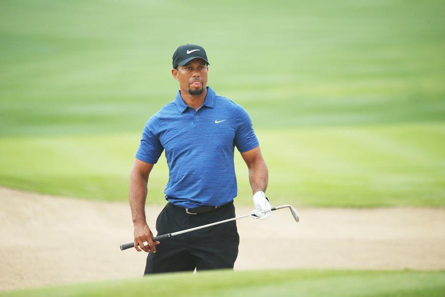Tiger Woods Undergoes Back Surgery, Could be Out Six Months